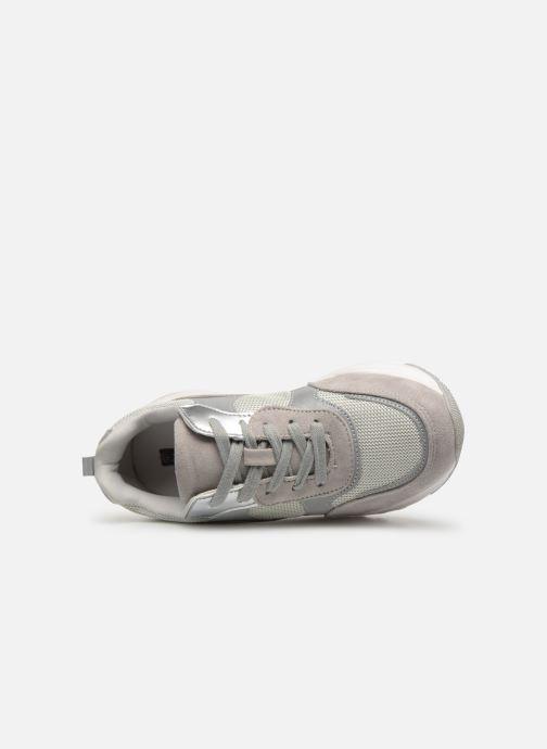 Deportivas I Love Shoes THANAGRA Gris vista lateral izquierda