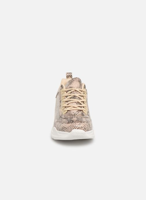 Sneaker I Love Shoes THARA beige schuhe getragen