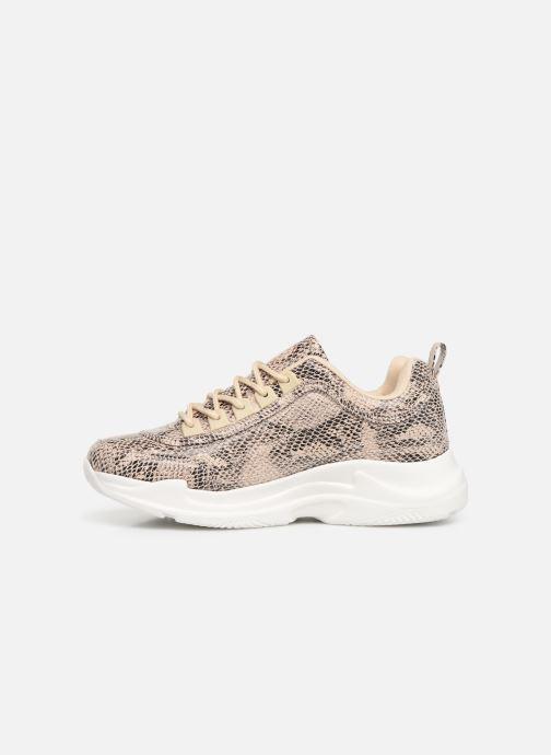 Sneaker I Love Shoes THARA beige ansicht von vorne