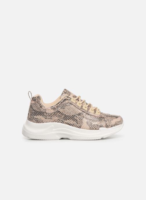 Sneaker I Love Shoes THARA beige ansicht von hinten