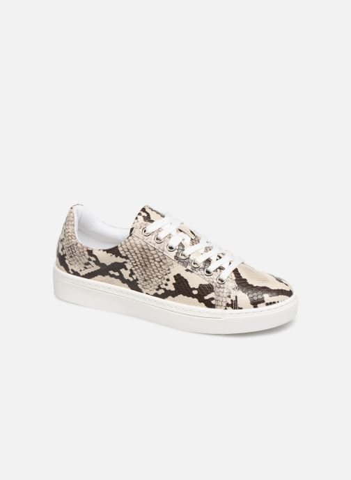 Trainers I Love Shoes THEINE Beige detailed view/ Pair view