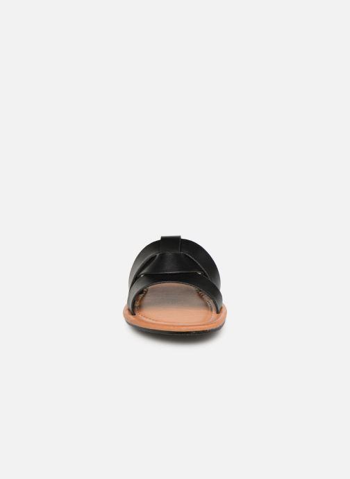Mules et sabots I Love Shoes THUTTI Noir vue portées chaussures