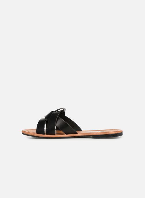 Mules et sabots I Love Shoes THUTTI Noir vue face