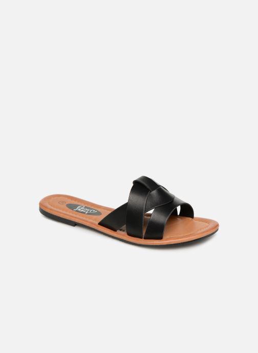 Mules et sabots I Love Shoes THUTTI Noir vue détail/paire