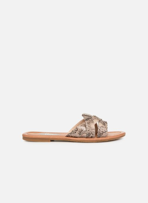 Mules & clogs I Love Shoes THUTTI Beige back view