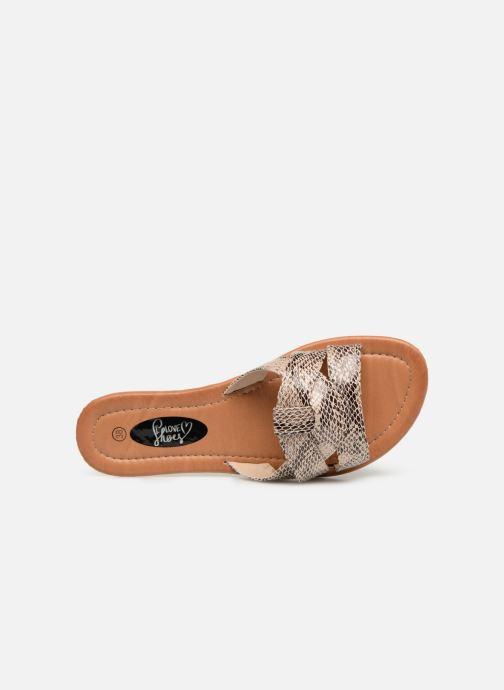 Mules et sabots I Love Shoes THUTTI Beige vue gauche