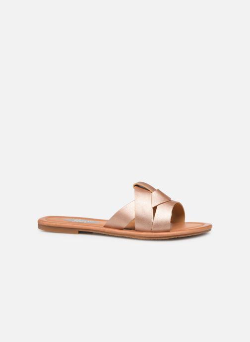 Mules et sabots I Love Shoes THUTTI Rose vue derrière