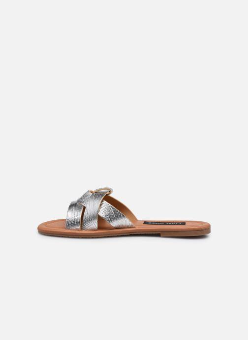 Mules et sabots I Love Shoes THUTTI Argent vue face