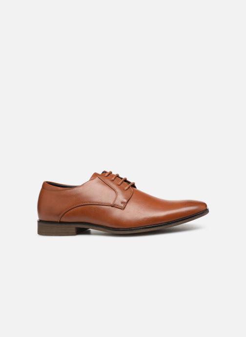 Scarpe con lacci I Love Shoes THARMAC Marrone immagine posteriore