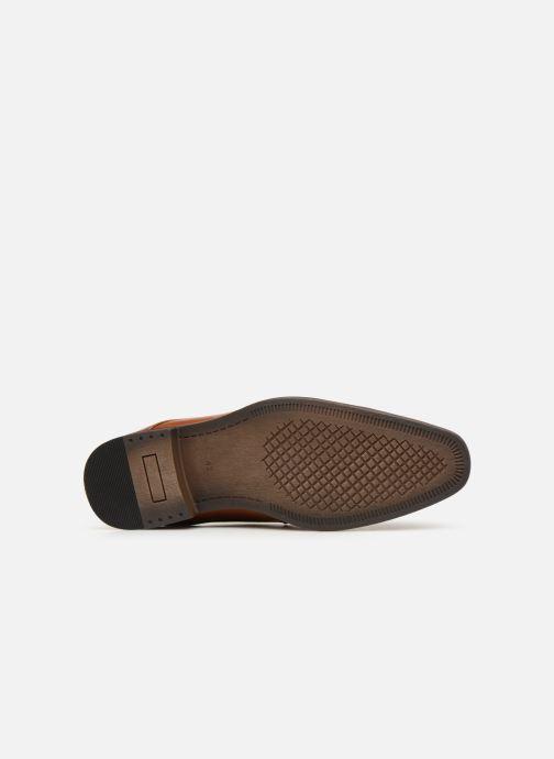 Scarpe con lacci I Love Shoes THARMAC Marrone immagine dall'alto