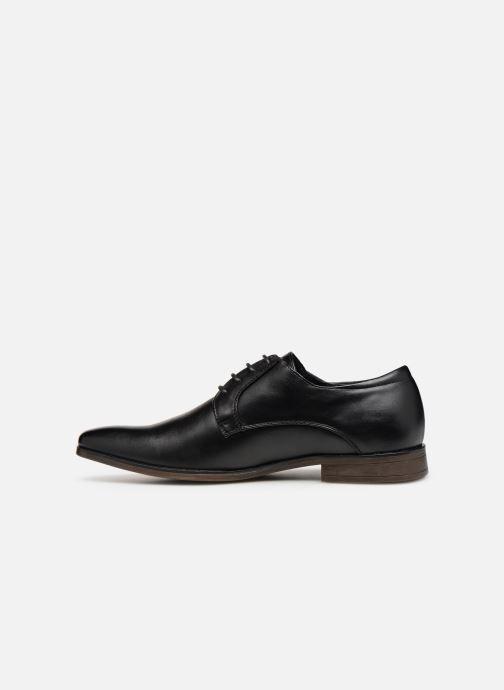 Zapatos con cordones I Love Shoes THARMAC Negro vista de frente