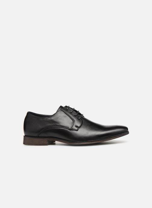 Zapatos con cordones I Love Shoes THARMAC Negro vistra trasera