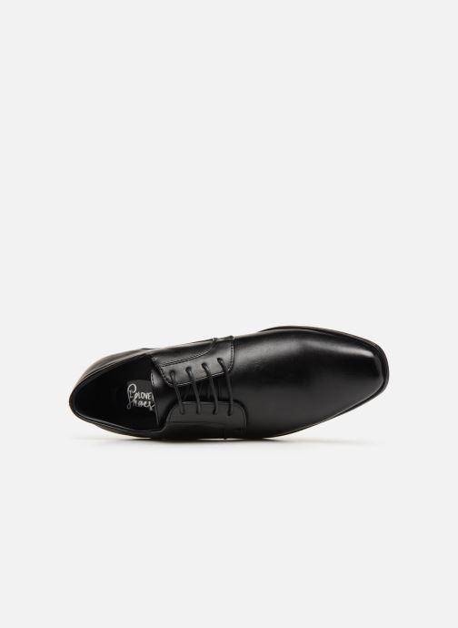Zapatos con cordones I Love Shoes THARMAC Negro vista lateral izquierda