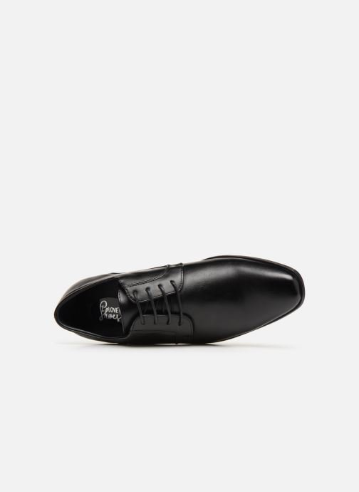 Zapatos con cordones I Love Shoes THARMAC Negro vista lateral izquierda