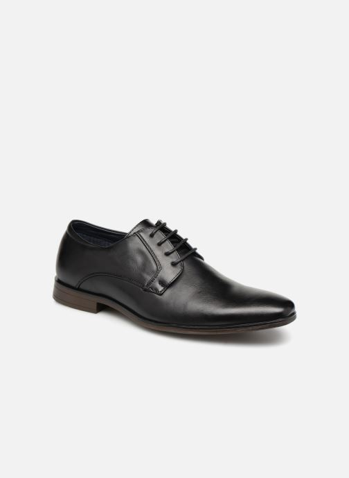 Lace-up shoes I Love Shoes THARMAC Black detailed view/ Pair view
