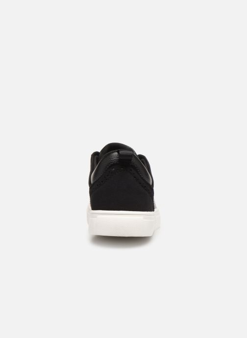 Trainers I Love Shoes THAXIWAY Black view from the right