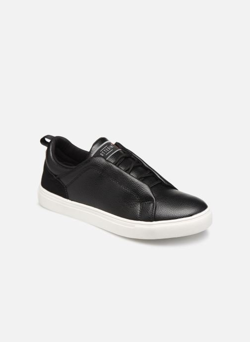 Trainers I Love Shoes THAXIWAY Black detailed view/ Pair view