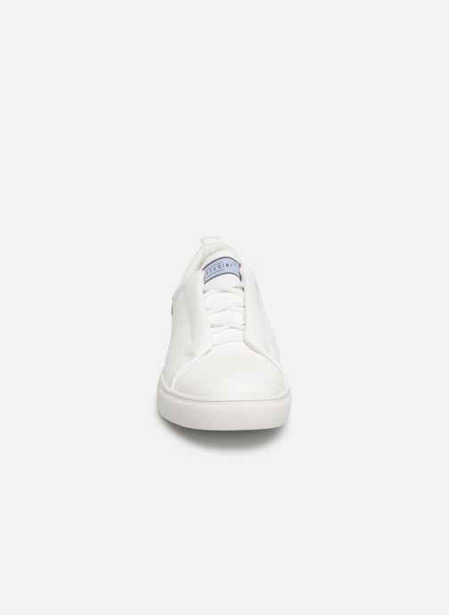 Deportivas I Love Shoes THAXIWAY Blanco vista del modelo