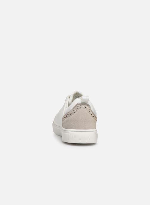 Baskets I Love Shoes THAXIWAY Blanc vue droite