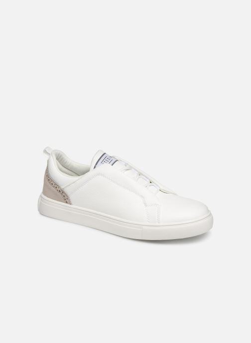 Deportivas I Love Shoes THAXIWAY Blanco vista de detalle / par