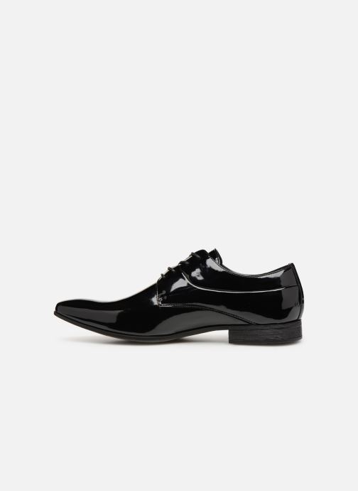 Lace-up shoes I Love Shoes THENDER Black front view