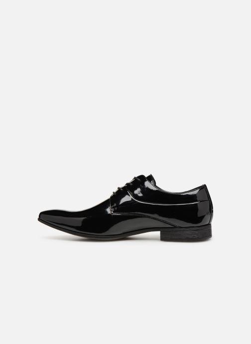 Chaussures à lacets I Love Shoes THENDER Noir vue face