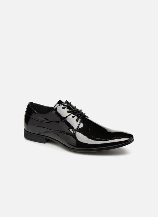 Chaussures à lacets I Love Shoes THENDER Noir vue détail/paire