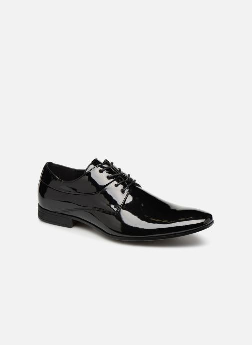 Lace-up shoes I Love Shoes THENDER Black detailed view/ Pair view