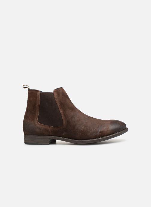 Boots en enkellaarsjes I Love Shoes THEROZENE LEATHER Bruin achterkant