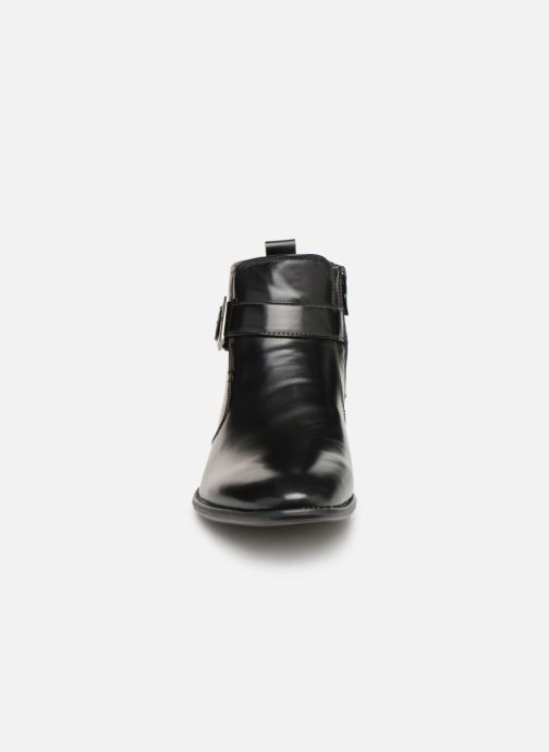 Ankle boots I Love Shoes THOLIZER Black model view