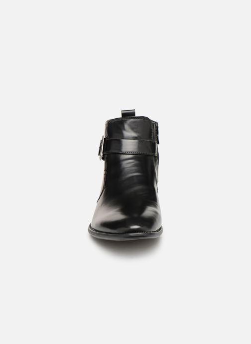 Stiefeletten & Boots I Love Shoes THOLIZER schwarz schuhe getragen