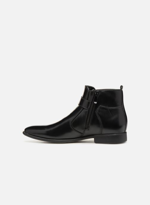 Ankle boots I Love Shoes THOLIZER Black front view