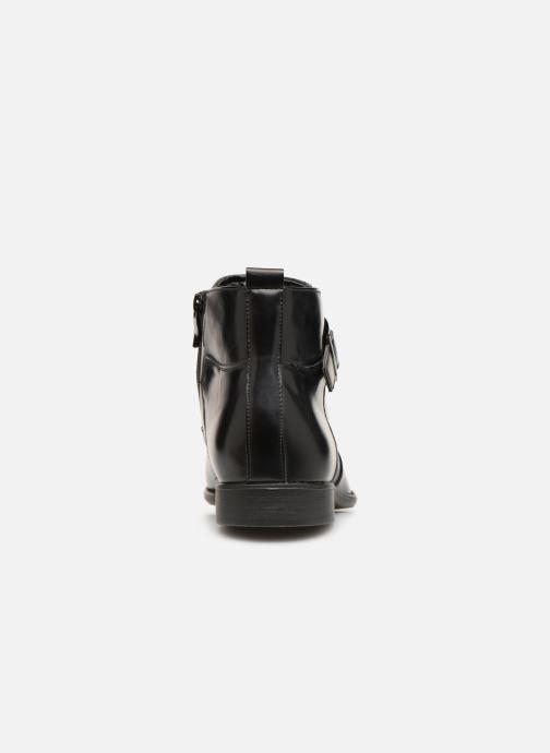 Boots en enkellaarsjes I Love Shoes THOLIZER Zwart rechts
