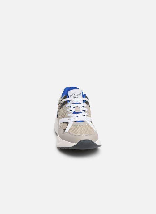 Baskets I Love Shoes THELDA Gris vue portées chaussures