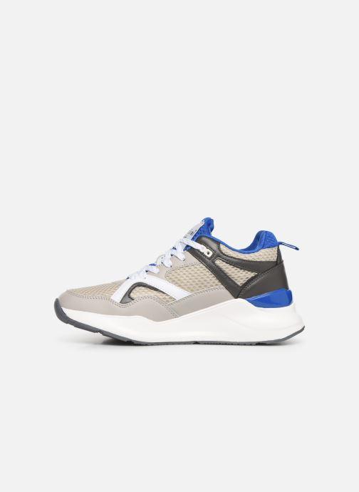 Deportivas I Love Shoes THELDA Gris vista de frente