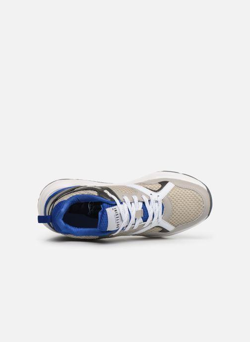 Deportivas I Love Shoes THELDA Gris vista lateral izquierda