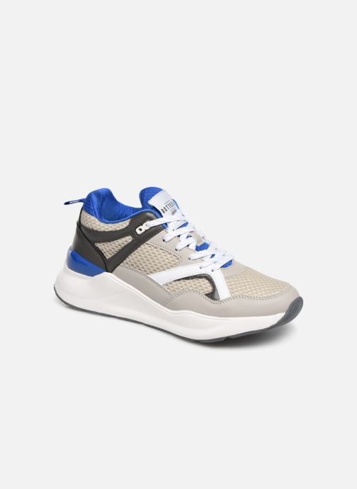 Baskets I Love Shoes THELDA Gris vue détail/paire