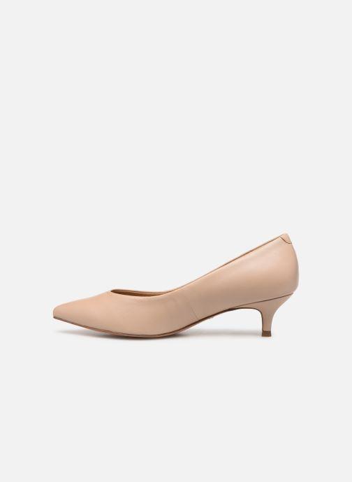 High heels Vionic Kit Josie Beige front view