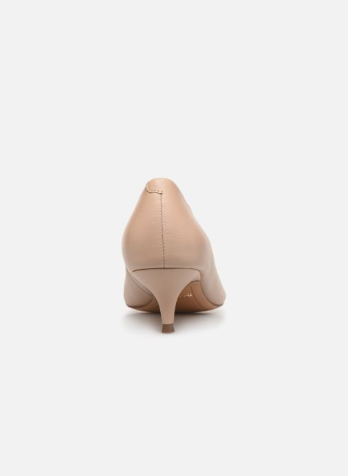 High heels Vionic Kit Josie Beige view from the right