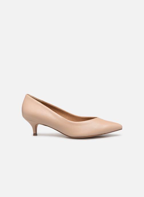 High heels Vionic Kit Josie Beige back view