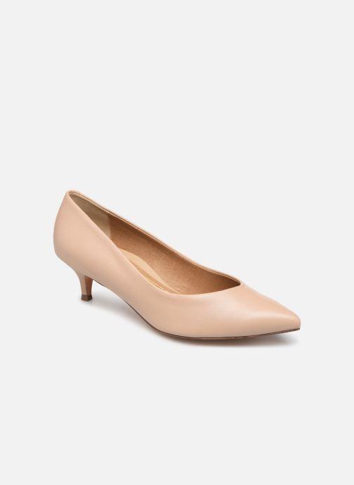 High heels Vionic Kit Josie Beige detailed view/ Pair view