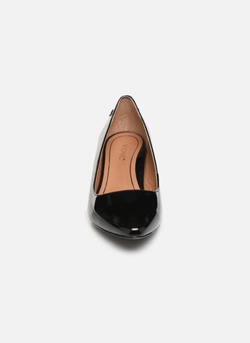 High heels Vionic Madison Mia Black model view