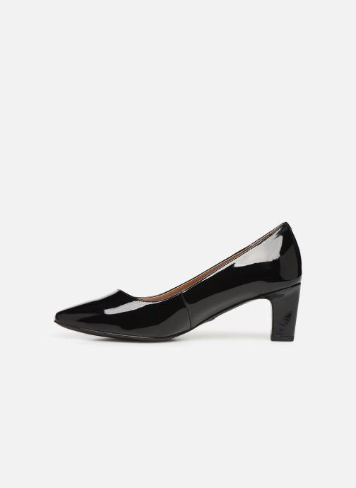 High heels Vionic Madison Mia Black front view