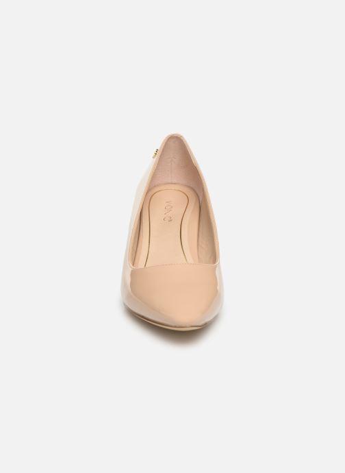 High heels Vionic Madison Mia Beige model view