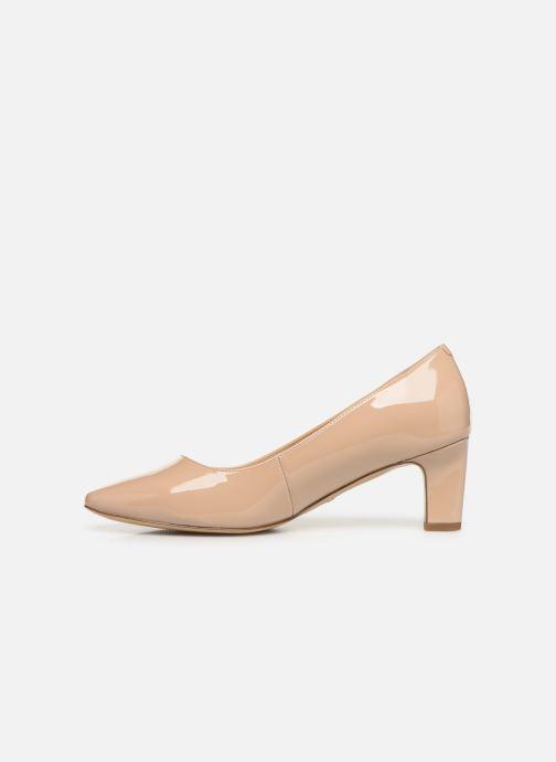 High heels Vionic Madison Mia Beige front view