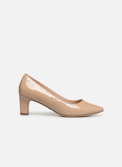High heels Vionic Madison Mia Beige back view