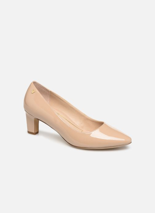 High heels Vionic Madison Mia Beige detailed view/ Pair view