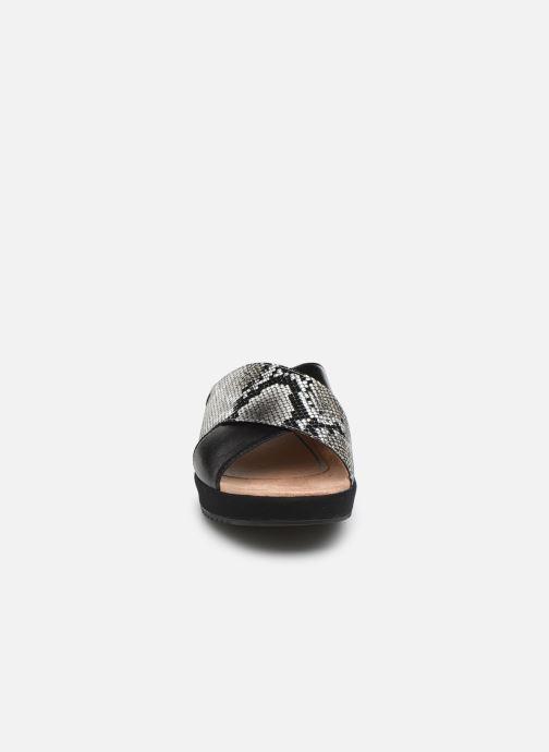 Mules et sabots Vionic Tropic Hayden Gris vue portées chaussures