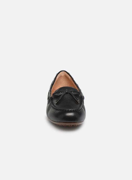 Mocassins Vionic Honor Virginia L Noir vue portées chaussures