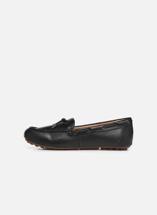 Loafers Vionic Honor Virginia L Black front view